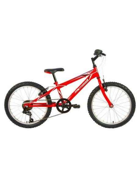 BICI INFANTIL SPEED ADDICT BTT 20.1 NEGRO