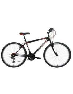 BICI SPEED ADDICT G15 BTT 26.1 18 H 21 VELOC. NEGRO