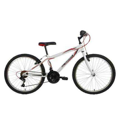 BICI SPEED ADDICT G15 BTT 24.1 NIÑO 21 VELOC. BLANCO
