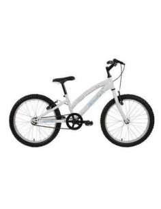 BICI SPEED ADDICT G15 BTT 20.2 NIÑA 1 VELOC. BLANCO