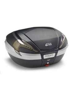 MALETA GIVI V56 NEGRO/REFLEX TRANSPARENTE