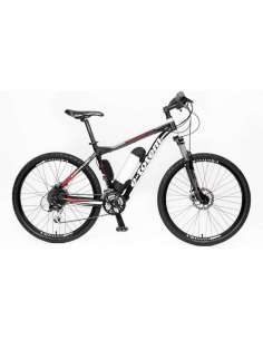 BICI ELECTRICA ETOTEM G 15 MOD. POWERFUL 24 V. NEGRA