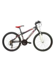 BICI INFANTIL SPEED ADDICT 24.3 NEGRO 24.3FD 21V
