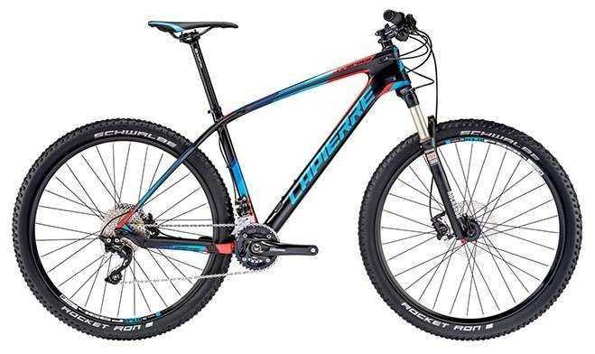 Bici lapierre mtb prorace 529 negro azul navarro - La bici azul ...