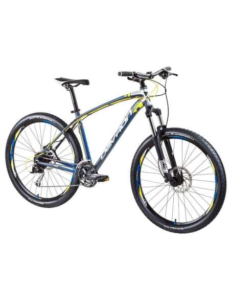 BICI DEVRON MTB RIDDLE MEN H1.7 GRIS/AMARILLO