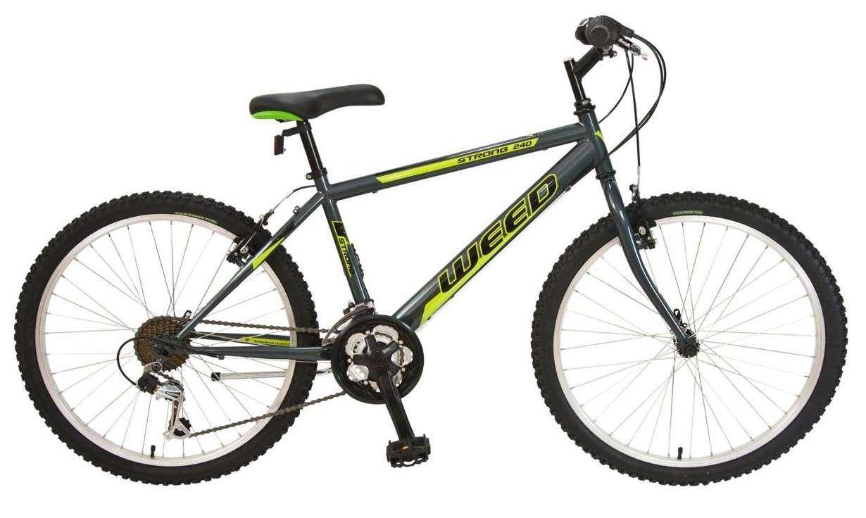 BICI WEED G14 MTB 24 STRONG 21V. ANTRA/AZUL