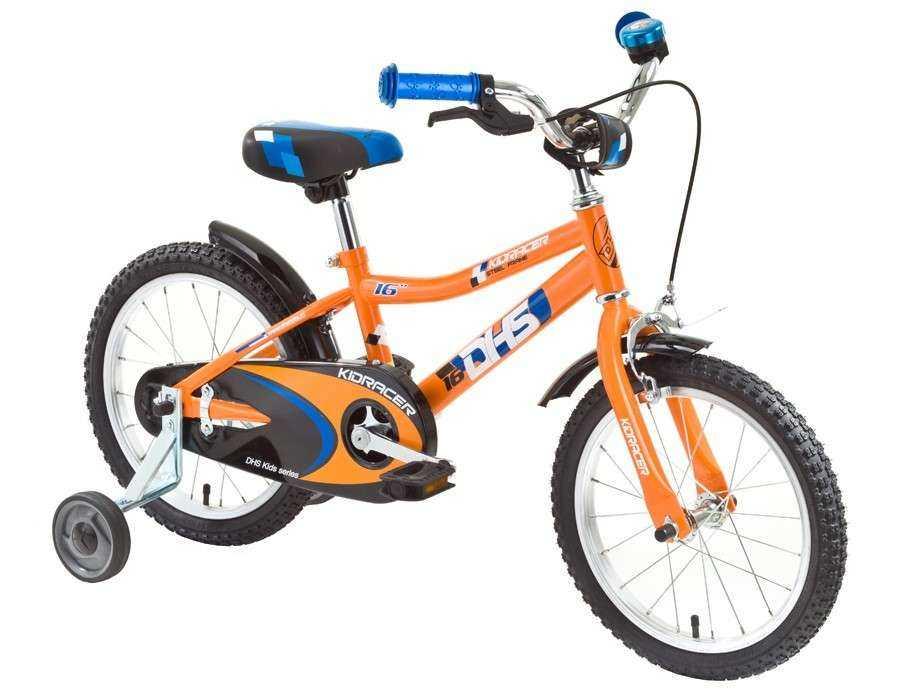 BICI DHS G16 INFANTIL KID RACER 1601 RUEDA 16 NA