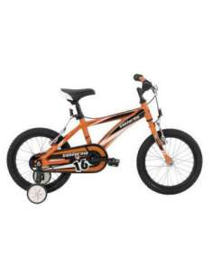 BICI BH G15 INFANT.CALIFORNIA 400 ALUM NARANJA