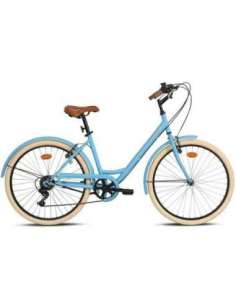 BICI PASEO WEED CITY SUMMER LILA