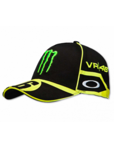 GORRA OFICIAL MONSTER VR46