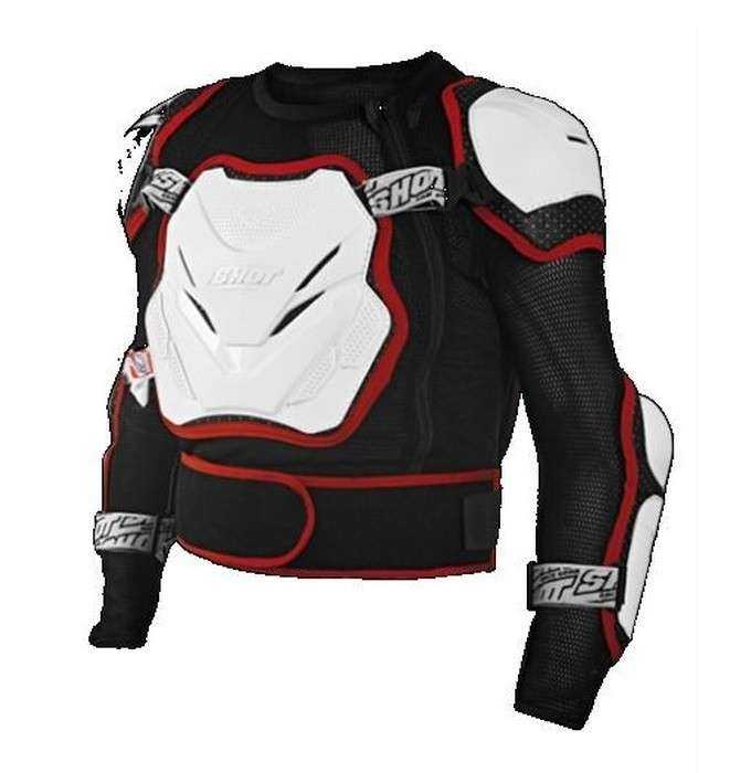 CHAQUETA SAFETY SHOT ANATOMIC JUNIOR