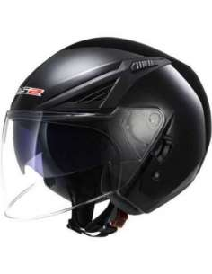 CASCO LS2 OF586 BISHOP ATOM NEGRO