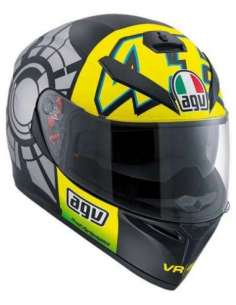 CASCO AGV K3SV PLK WINTER TEST S