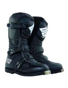 BOTAS SHOT K12 JUNIOR NEGRO 30