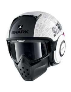 CASCO SHARK DRAK TRIBUTE WVS ROSA XS