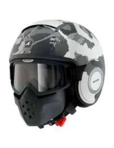 CASCO SHARK DRAK KURTZ BLANCO S