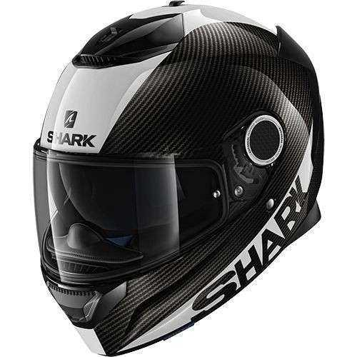 CASCO SHARK SPARTAN CARBON SKIN B.S