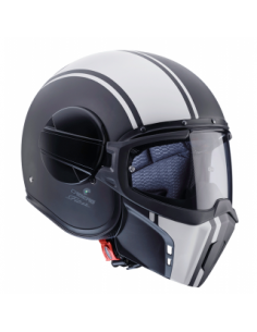 CASCO CABERG GHOST LEGEND NEGRO L