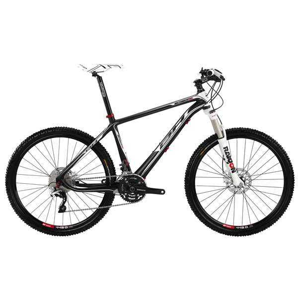 BICI MTB BH ULTIMATE RC 8.7 NEGRA CARBONO