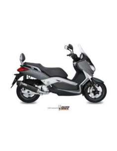 ESCAPE MIVV STRONGER BLACK YAMAHA XMAX 125