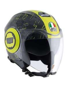 CASCO AGV FLUID TOP IBISCUS S