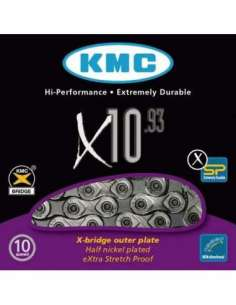 CADENA BICI KMC X10-93 112P 10