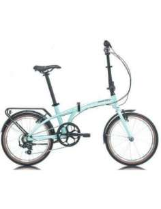 BICI MONTY G17 PLEGABLE FOLDING SOURCE 20ER 6V CELESTE