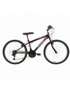 BICI INFANTIL SPEED ADDICT BTT 24.1 NEGRO