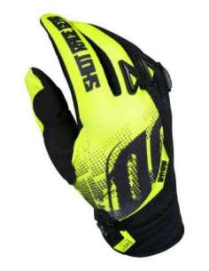 GUANTES SHOT JUNIOR VENOM AMARILLO
