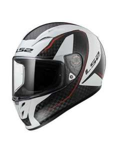 CASCO LS2 FF323 ARROW EVO C FURY BLANCO S
