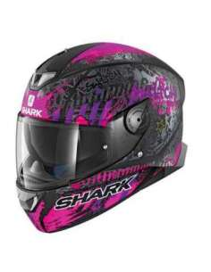 CASCO SHARK SKWAL 2 SWITCH RIDERS ROSA