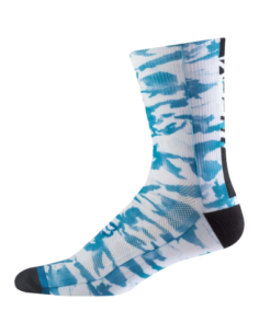 "CALCETINES BICI FOX 8"" LOGO TRAIL SOCKS"