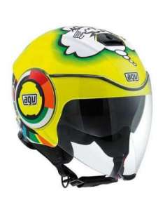 CASCO AGV FLUID MISANO 2011