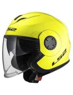 CASCO LS2  OF570 VERSO SOLID AMARILLO