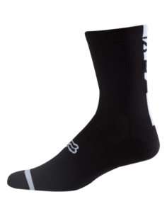 "CALCETINES BICI FOX 8"" LOGO TRAIL SOCK"