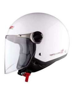 CASCO LS2 OF560 ROCKET II BLANCO