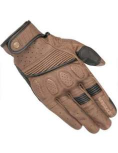 GUANTES ALPINESTARS CRAZY EIGHT MARRON