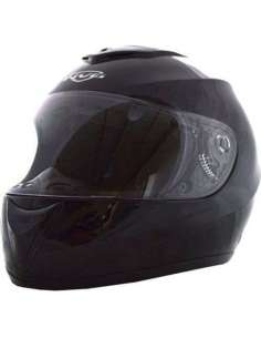 CASCO NVG FF 228 NEGRO BRILLO