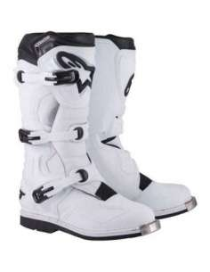 BOTAS ALPINESTARS TECH 1 BLANCO