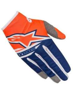 GUANTES ALPINESTARS RADAR FLIGHT 18 NARANJA