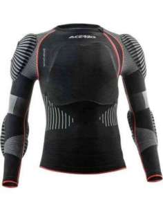 CHAQUETA SAFETY ACERBIS X-FIT PRO L/XL