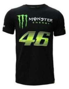 CAMISETA OFICIAL VR MONSTER'14