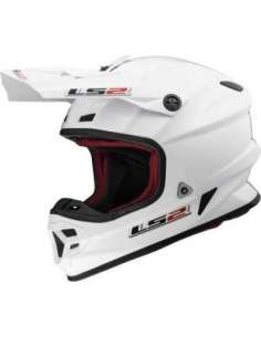 CASCO LS2 MX456 BLANCO