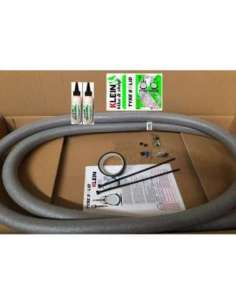 KIT BICI TUBELESS MOUSSE TYRE SOLID KLEIN 26 400MM