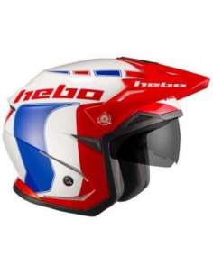 CASCO HEBO ZONE 5 LIKE AZUL
