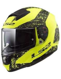 CASCO LS2 FF397 VECTOR EVO SIGN AMARILLO