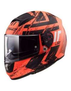 CASCO LS2 FF397 VECTOR EVO HUNTER NARANJA