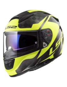 CASCO LS2 FF397 VECTOR C SHINE AMARILLO