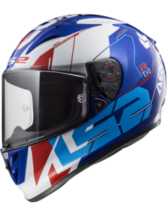 CASCO LS2 FF323 ARROW R TECHNO AZUL
