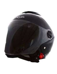 CASCO NVG JET OF716 NEGRO BRILLO